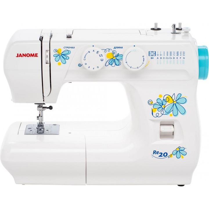 Швейная машина Janome RE -20