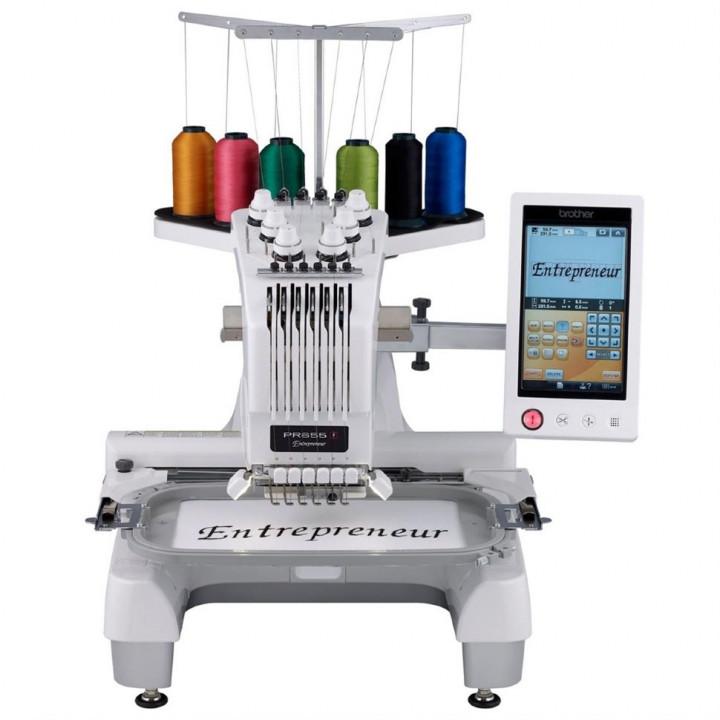 Вышивальная машина Brother PR-655