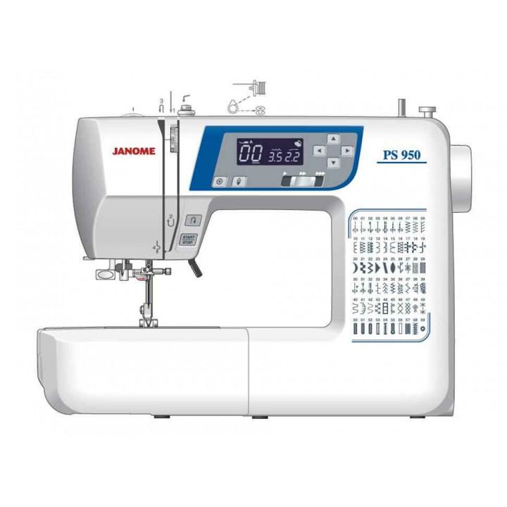 Швейная машина Janome PS 950