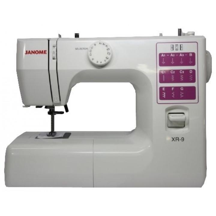 Швейная машина Janome XR 9