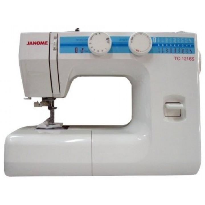 Швейная машина Janome TC 1216