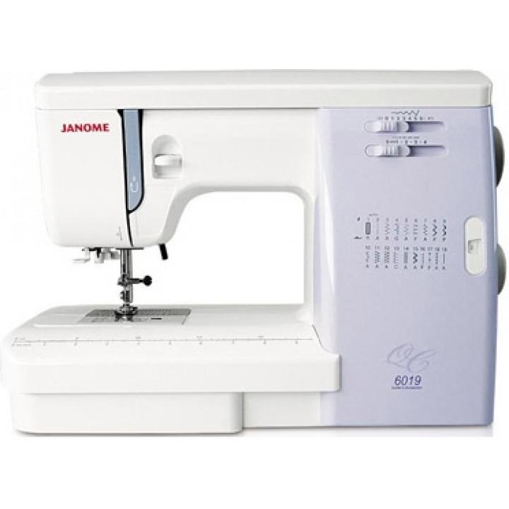 Швейная машина Janome 6019 QC