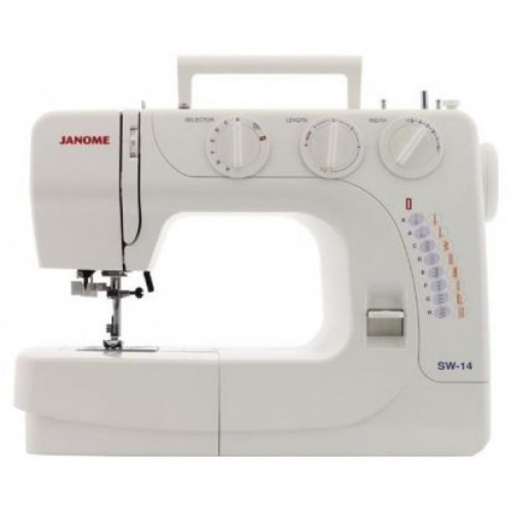 Швейная машина Janome SW14