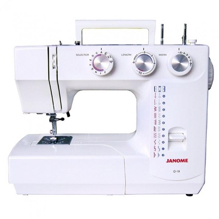 Швейная машина Janome Q-19