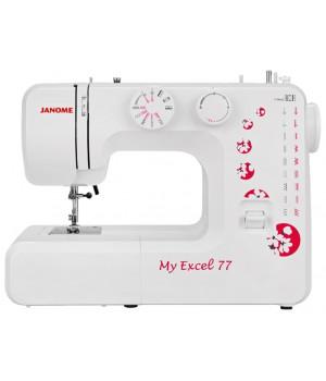 Швейная машина Janome My Excel 77