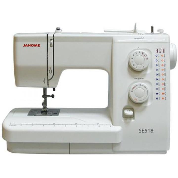 Швейная машина Janome Sewist SE 518