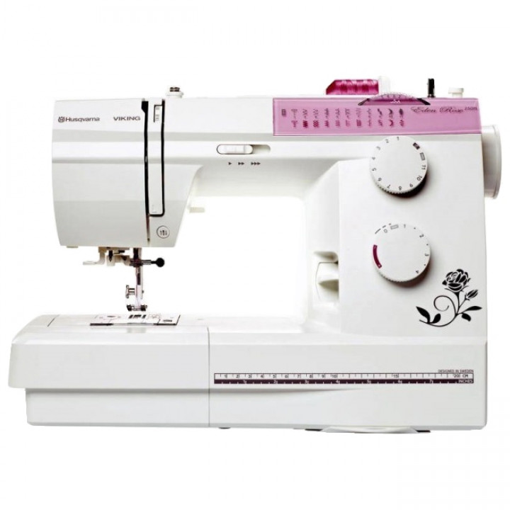 Швейная машина Husqvarna Eden Rose 250m