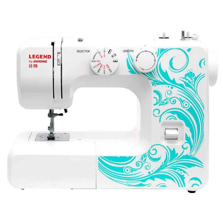 Швейная машина Janome LEGEND LE-25