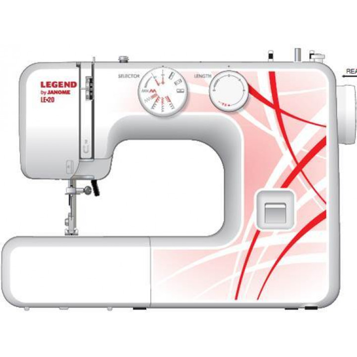 Швейная машина Janome LEGEND LE-20