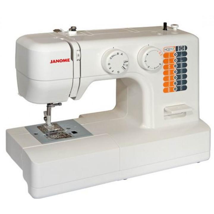 Швейная машина Janome HQ 212