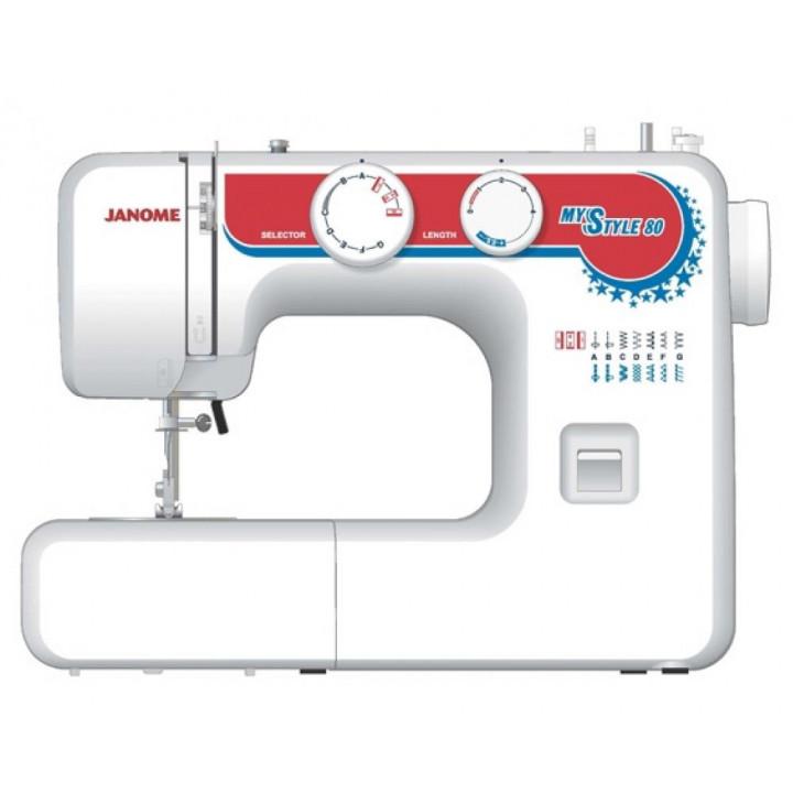 Швейная машина Janome My Style 80 / MS 80