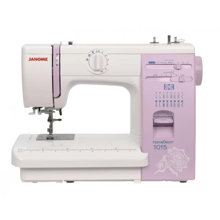 Швейная машина Janome HomeDecor 1015