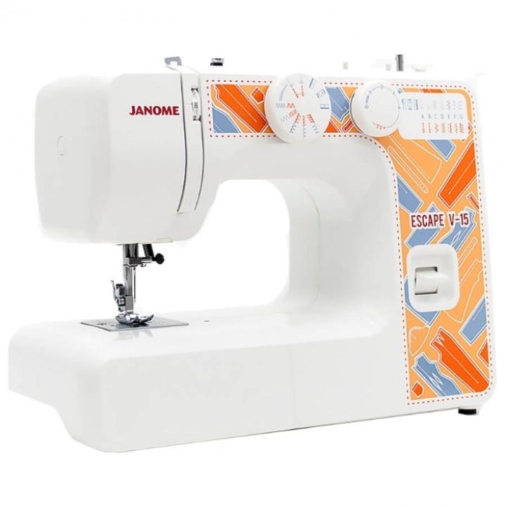 Швейная машина Janome v-15