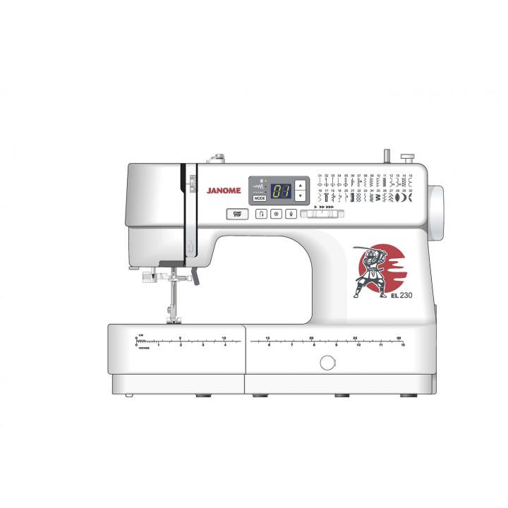 Швейная машина Janome EL230