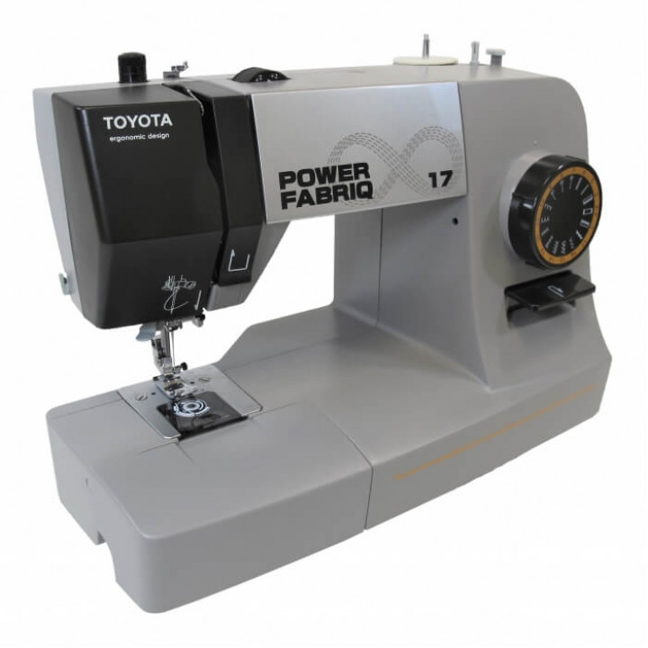 Швейная машина Toyota Power Fabriq 17