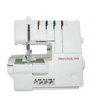 Плоскошовная машинка Merrylock 009