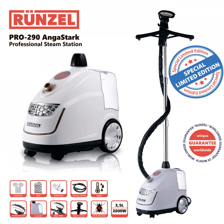 Отпариватель RUNZEL PRO-290 ANGASTARK