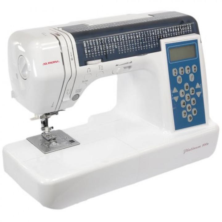 Швейная машина Aurora Platinum 100 e