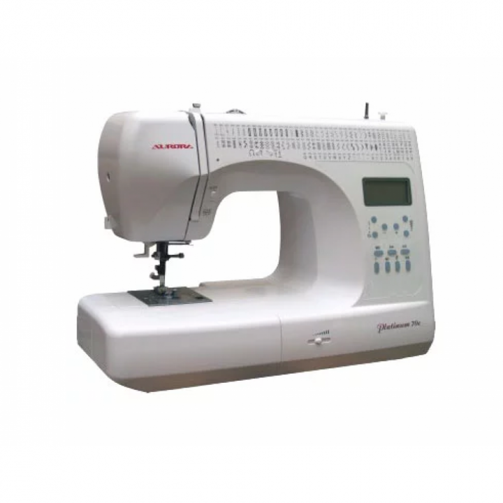 Швейная машина Aurora Platinum 70e