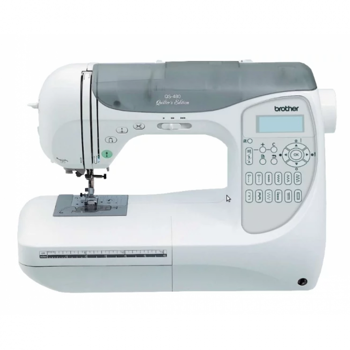 Швейная машина Brother Quilter's Edition 480 ( QS 480 )
