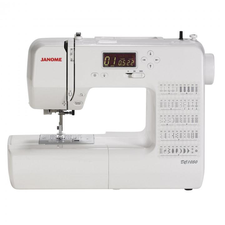 Швейная машина Janome DC-1050