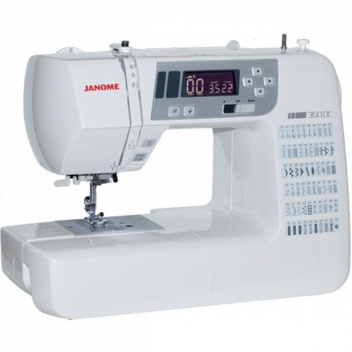 Швейная машина Janome DC 360
