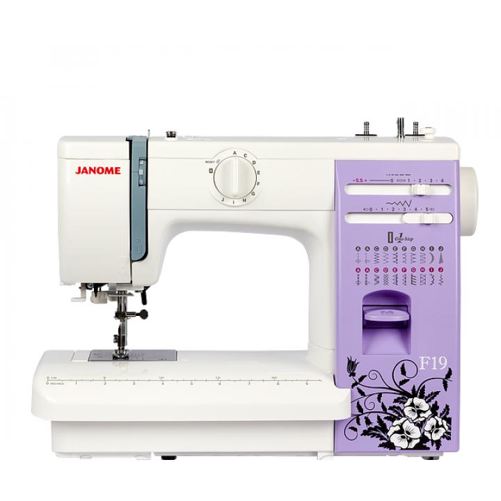 Швейная машина Janome F19