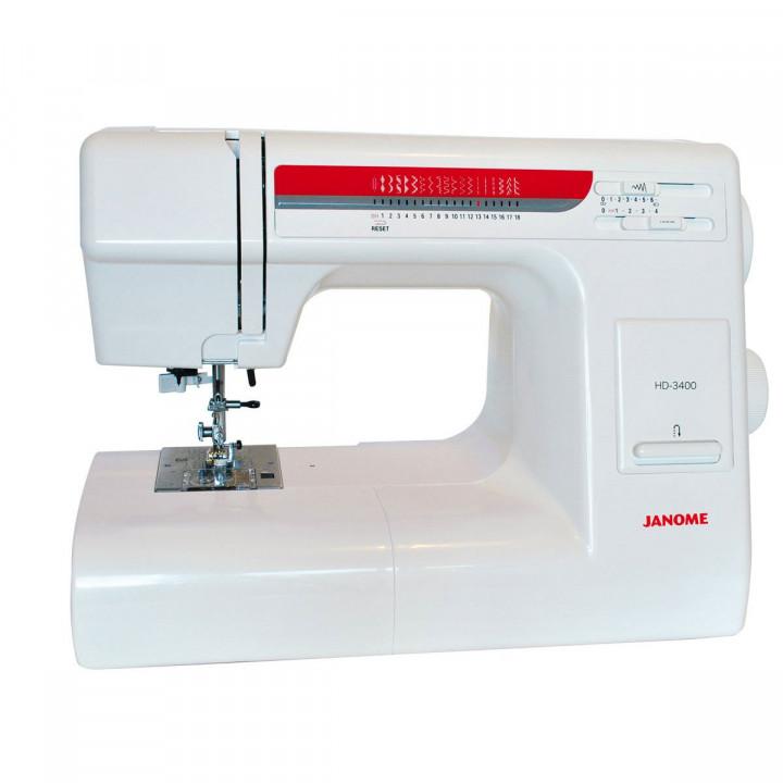Швейная машина Janome HD3400