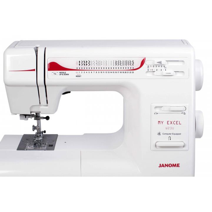Швейная машина Janome My Excel W 23 U