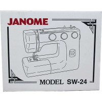 Швейная машина Janome SW-24